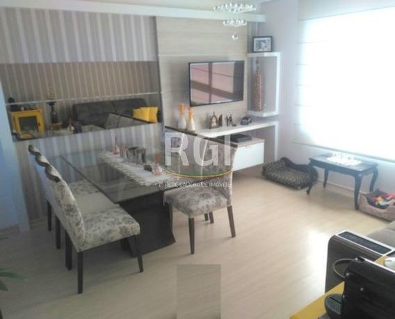 Apartamento Em Nossa Senhora Da Saúde Com 3 Dormitórios - Ei9480