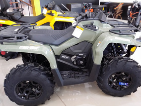 Can Am Outlander 570 Pro 0km Entrega Inmediata!!!!