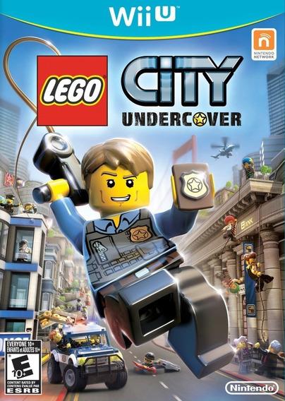 Lego® City Undercover - Digital Wii U