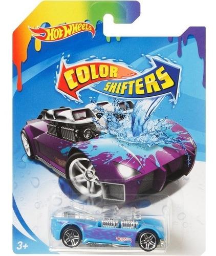 Hot Wheels - Color Shifters - Autos Surtidos Mattel Original