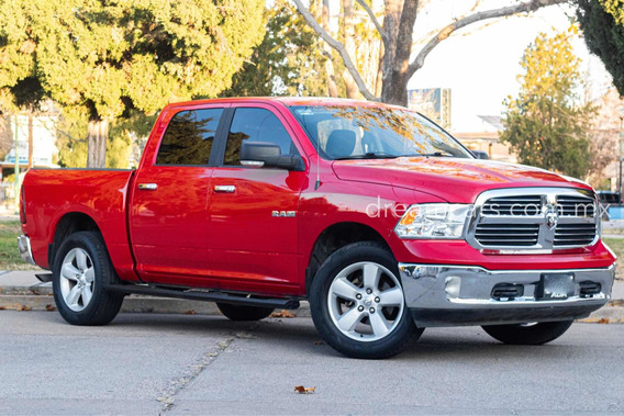 Dodge Ram Big Horn 2017