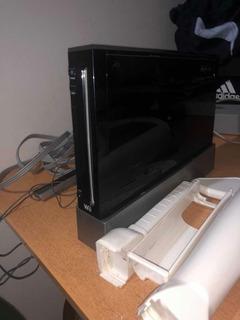 Wii En Perfecto Estado Con Todos Los Accesorios