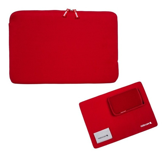 Capa Case P/ Notebook 14 15 E 17 Polegadas + Kit