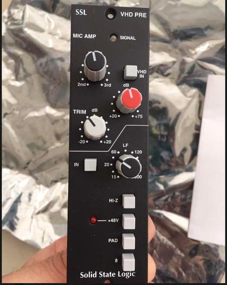 Pream Solid State Logic Ssl Vhd Pre Série 500 Lunchbox