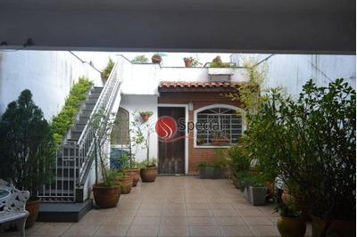 Sobrado Com 3 Dormitórios À Venda, 278 M² Por R$ 689.000 - Alto Da Mooca - São Paulo/sp - So6967