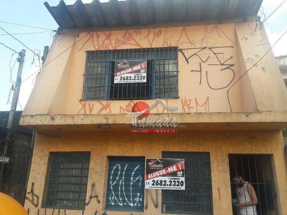 Casa Com 1 Dormitório Para Alugar, 40 M² Por R$ 600/mês - Penha De França - São Paulo/sp - Ca0294