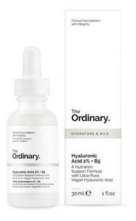 The Ordinary Hyaluronic Acid 2% +b5 Hialuronico 100%original
