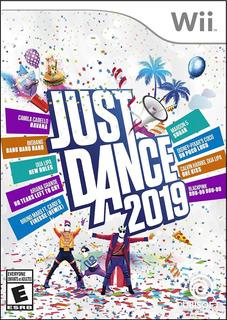 Just Dance 2019 Nintendo Wii Nuevo (d3 Gamers)