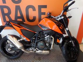 Motocicleta Ktm Duke 690 2017 0km Naranja