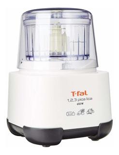 Procesador de alimentos T-fal Picalica 650W blanco