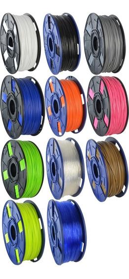 Filamento Pla 175mm Premium - Alto Teor De Pureza 1kg Cores