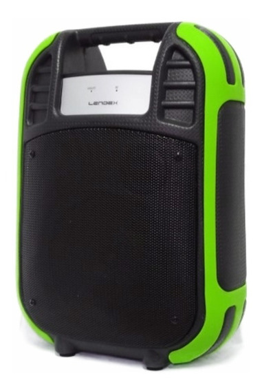 Caixa Som Bluetooth Usb, Tf, Rádio Fm E Aux P2 90w