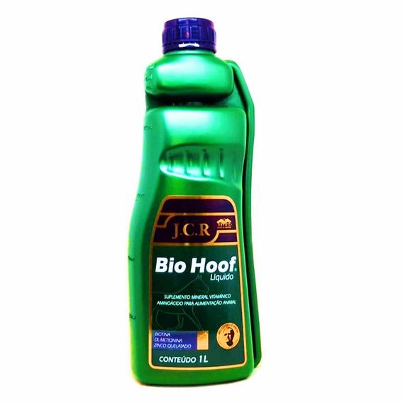 Bio Hoof Jcr 1 Litro - Suplemento Equinos - Vetnil