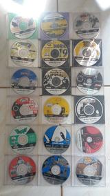 Lote De Jogos De Sega Saturno