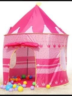 Casa Infantil Carpa Castillo Juegos Para Niños