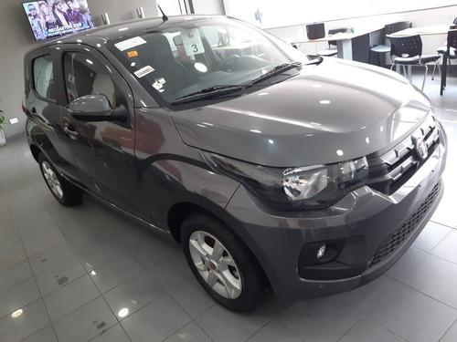 Fiat Mobi Retira Con 400 Mil Y Cuotas A Tasa 0 % Toma/usados