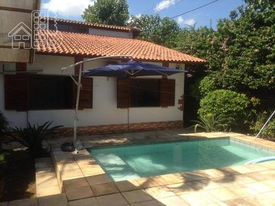 Casa Residencial À Venda, Em Condomínio Ubá Em Pendotiba, Niterói. - Ca0564