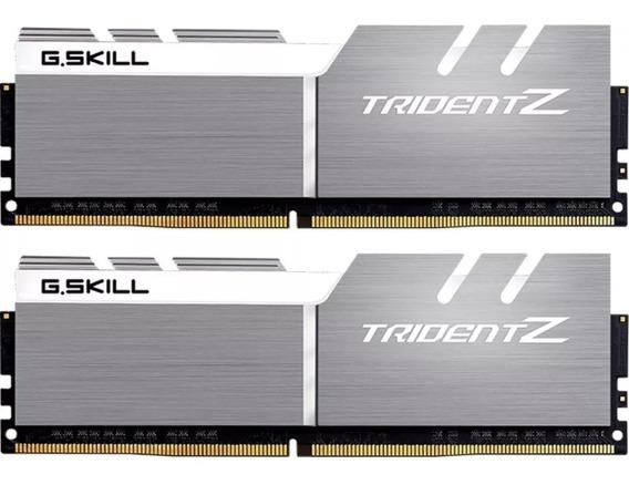 Memória Ddr4 G.skill Trident Z, 16gb (2x8gb) 3200mhz
