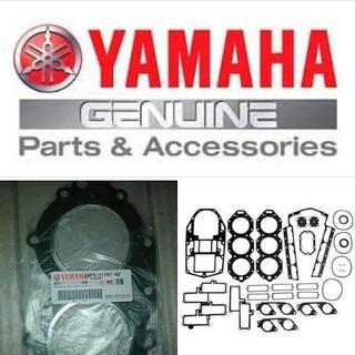 Empacadura De Cámara Y Asiento Originales Yamaha 40g/40x/75