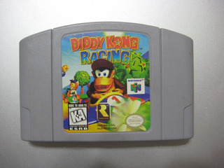 Diddy Kong Racing N64 Nintendo