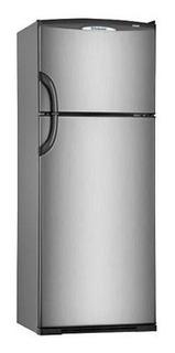 Heladera Con Freezer Columbia Hta2434h 418 Lts Plata
