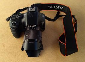 Máquina Fotográfica Sony Alpha 3000 - Com Maleta Goldship