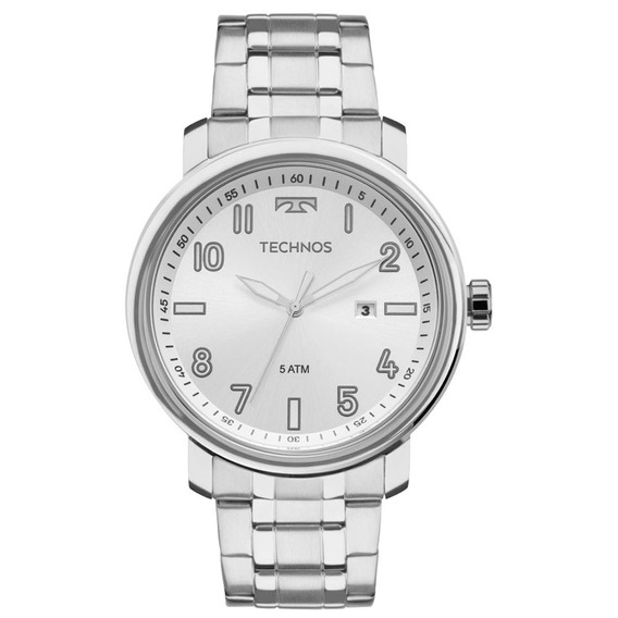 Relógio Technos Masculino Steel 2115mnh/1k