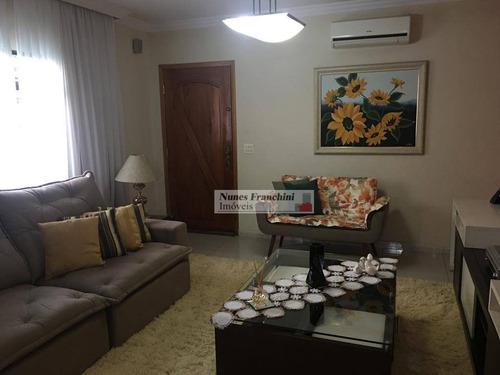 Imagem 1 de 30 de Vila Bancária Munhoz - Zn/ Sp - Sobrado 4 Dormitórios, 01 Suite, 2 Vagas - R$ 810.000,00 - So0990