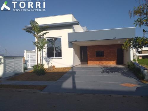 Imagem 1 de 30 de Casa À Venda No Condomínio Residencial Chácara Ondina - Cc00351 - 69800857