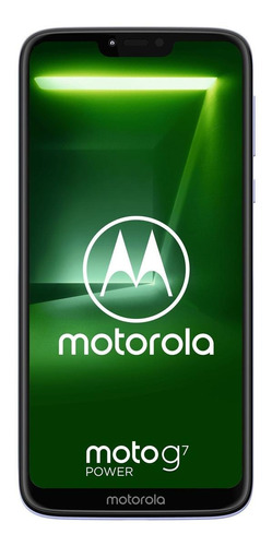 Moto G7 Power Dual SIM 64 GB Ceramic black 4 GB RAM