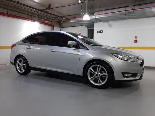 Ford Focus Fastback Se 2.0 Flex Aut. 2016