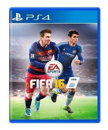 Fifa 16 Playstation 4 Original Usado