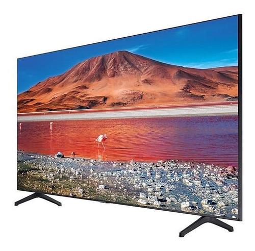 Televisor Samsung 55 Crystal Uhd Un55tu7000 Smart One Remote