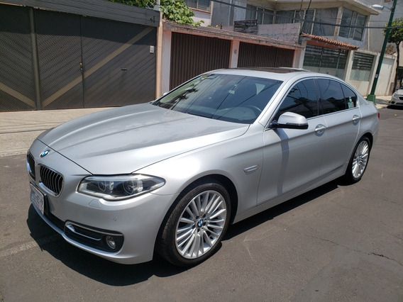 Bmw Serie 5 4.4 550ia Luxury Line $549500 2015 Socio Anca