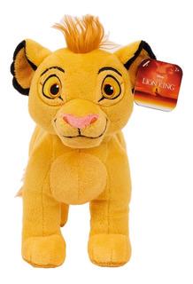 Peluche Simba - El Rey León - Original Disney Importado Usa