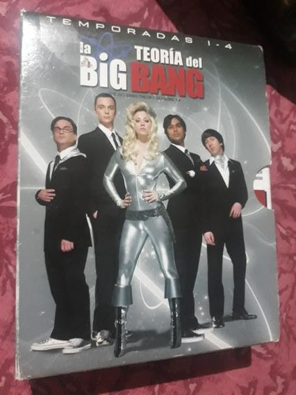 La Teoria Del Bigbang Serie Bluray