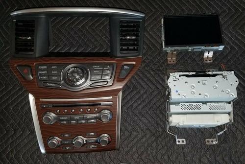 2017-18 Nissan Pathfinder 28387