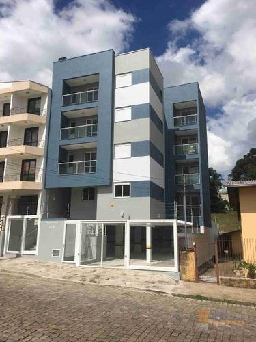 Apartamento À Venda, 62 M² Por R$ 250.000,00 - Sagrada Família - Caxias Do Sul/rs - Ap0053