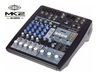 Presonus Ar8 Usb Consola Mixer 8 Canales Graba Multipista