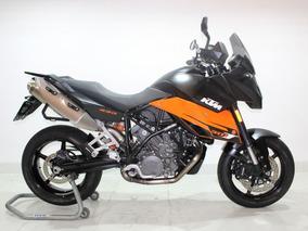 Ktm Supermoto 990 2010 Laranja
