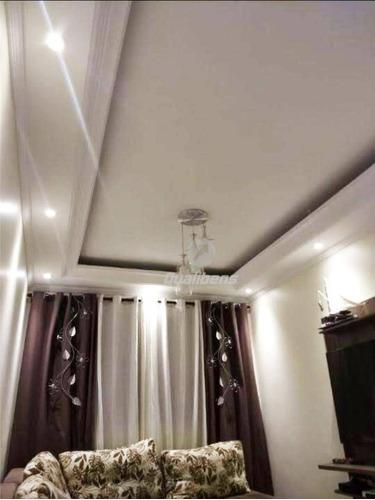 Apartamento Com 2 Dormitórios À Venda, 54 M² Por R$ 190.000,00 - Jardim Estrela - Mauá/sp - Ap0350