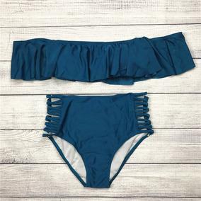 Bikini Traje De Baño Sexy Swimwear - Ahuecan Playa + Regalo