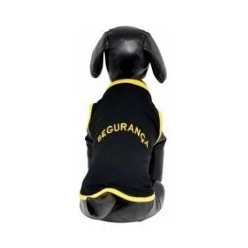 Roupa Colete De Segurança Para Cães Cachorros - Saopet N.12