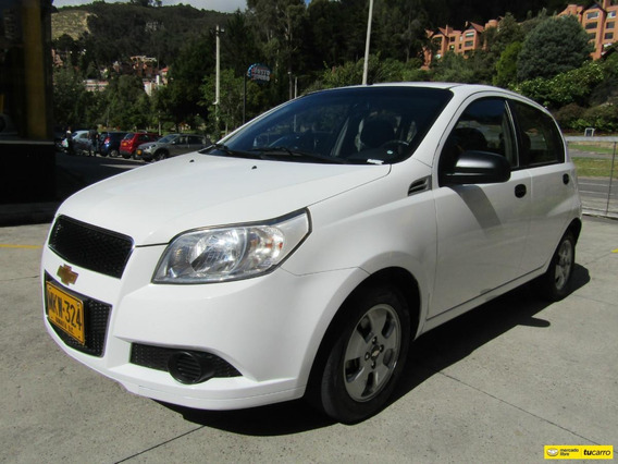 Chevrolet Aveo Emotion Gt At 1600cc 5p Aa Ab