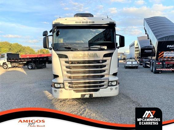 Cavalo Mecânico R440 Scania 2014