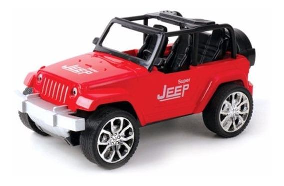 Carro A Control Remoto Jeep Escala 1:18