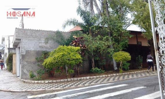 Sobrado Residencial À Venda, Região Central, Caieiras. - So0719