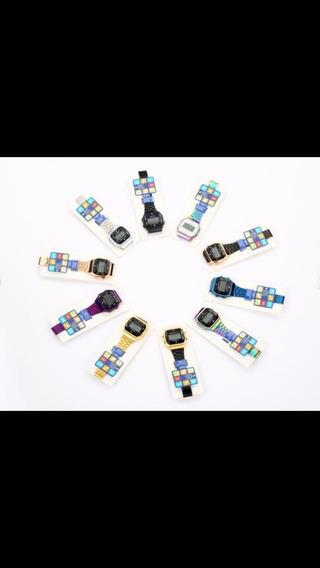Relógio Casio Vintage Diamond ( 7 Cores Disponiveis)