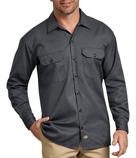 Dickies 574 - Camisa De Trabajo Manga Larga