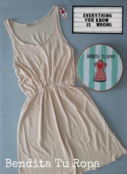 Vestido De Algodon Para Mujer